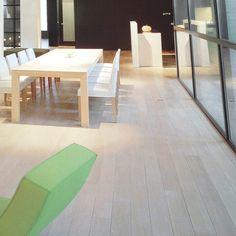 Light Wood Floor - Modern Light Wooden Floor, Wood Floor, Modern Flooring, Floors, New Homes, Dining Table, Loft, Medical, Contemporary