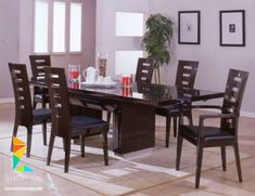 Impressive Modern Dining Room Ideas | Dining room sets, Room and ...
