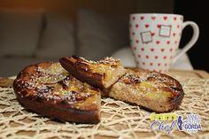 """En Masmusculo.com te traemos semanalmente la mejores recetas fitness, hoy te traemos esta Maxi tortita """"a lo tarta de manzana"""""""