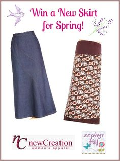 Try a New Skirt for Spring (and Enter the Giveaway!)