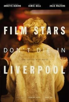 Film Stars Don't Die in Liverpool is a love story about a young actor and a Hollywood leading lady, based on the memoirs of the same name by Peter Turner.