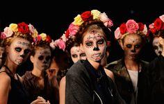Shot de Moda: Las Catrinas y la moda
