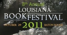 Book Festival ...  This festival is wonderful and I look forward to it all year.