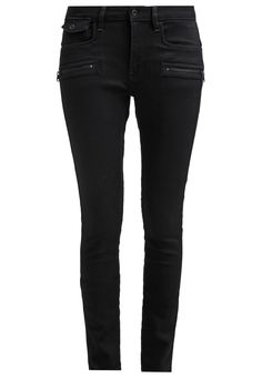 G-Star DAVIN ZIP HIGH SUPER SKINNY Jean slim