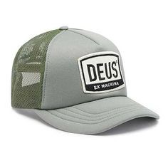 8505b550 DEUS EX MACHINA Hat -