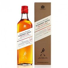 Johnnie Walker Blenders Batch Red Rye Finish Scotch Whisky - 700ml - 129 kr i REMA 1000