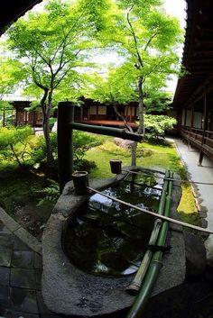 Kenninji Temple, Kyoto, Japan.