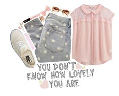 """You don't know how lovely you are"" by delphinium-decorum ❤ liked on Polyvore featuring Marc by Marc Jacobs, Vans, Vince Camuto, Dorothy Perkins, Topshop and Isadora"