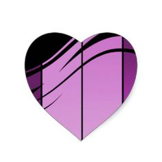 Glitter and Chic: products on Zazzle Purple Hearts, Shops, Sound Waves, Favorite Color, Stripes, Glitter, Stickers, Chic, Gifts
