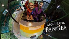 Movieland Park 2019 Pangea Halloween Special (Joker & Harley Quinn Cospl... Harley Quinn Cosplay, Joker And Harley Quinn, Vr, Halloween, Movies, Films, Movie, Film, Halloween Stuff