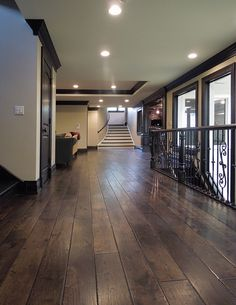 French oak flooring hall traditional with custom floors wood floor hand scraped…