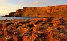 Giant's Causeway, an irish geological wonder