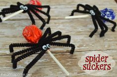 Spider Suckers