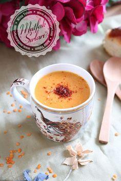 Kolay Kırmızı Mercimek Çorbası (Düdüklüde)