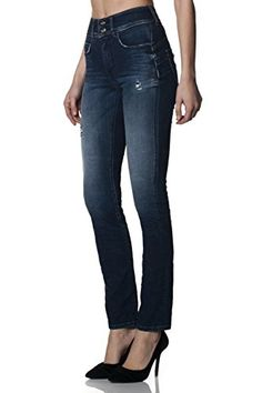 Salsa - Jeans Push In coupe slim - Femme