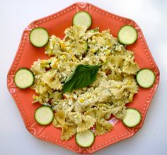 Bake It and Make It with Beth: A Summer Pasta Dish with Zucchini, Yellow Squash, Corn & Basil