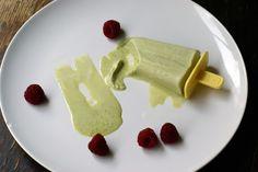 Matcha Green Tea Cream Pops