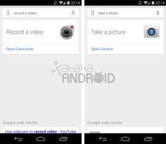Google Search para Android añade nuevos comandos de voz en inglés: grabar vídeo y tomar fotos http://www.xatakandroid.com/p/107739