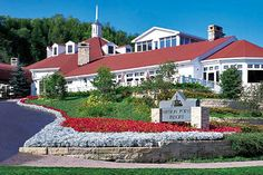 | Greetings from Mackinac Island, Michigan( Mission Point Resort)