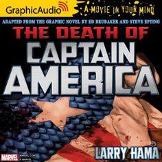 Graphic Audio: The Death of Captain America