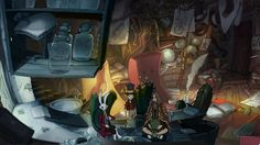 The Night of the Rabbit sur Steam Animation, Great Videos, Great Books, Mystery, Rabbit, The Originals, Origins, Night, Painting