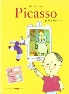 Picasso para niños, Marina García