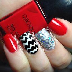 Instagram photo by gortega1223 #nail #nails #nailart
