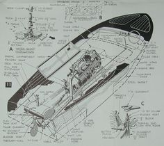 Free Boat Blueprints - Bing Images