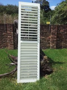 New American Shutters Adjustable Interior Louvres