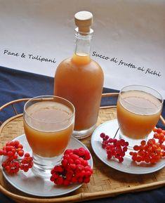 Succo di frutta ai fichi. Inimmaginabile la bontà di questo succo. Ottimo da bere bello fresco...quasi gelato o da utilizzare per preparare inediti dolci.