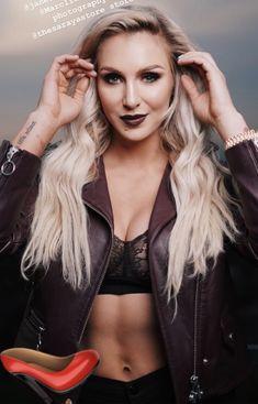 How is my cleavage - Charlotte Flair - Wrestling Stars, Wrestling Divas, Women's Wrestling, Lana Wwe, Charlotte Flair Wwe, Catch, Wwe Women's Division, Stephanie Mcmahon, Wwe Girls