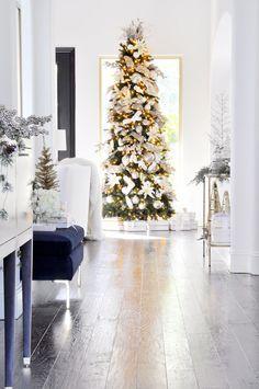 Christmas Home Tour - Featuring Decor Gold Designs