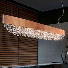 Ola von Masiero #ola #masiero #modernerkronleuchter #pendelleuchte #lights4life http://www.lights4life.de/xtc/de/Hersteller/Masiero.html