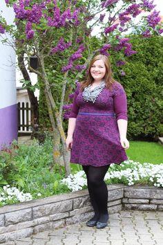 http://kathastrophal.de // Plus Size Fashion | Lace and Lilac #plussize #psbloggers #fatshion
