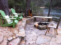 stone for patio