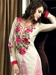 Most beautiful designer salwar kameez, salwar suits for party wear ...