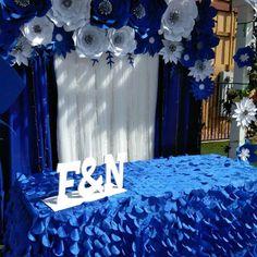 Boda civil Quince Decorations, Quinceanera Decorations, Wedding Stage Decorations, Birthday Decorations, Baby Shower Decorations, Paper Flower Backdrop, Paper Flowers, Quince Invitations, Diy Wedding Backdrop