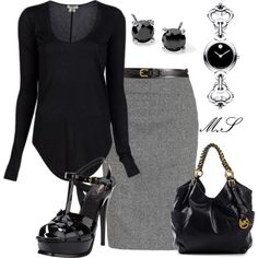 """Sexy Work"" by mohamed-el-saka on Polyvore"