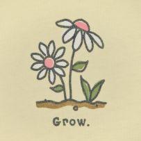 Don't just go through life, grow through life.  #Lifeisgood #Thinkspring