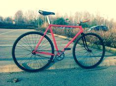 Fixed bike!