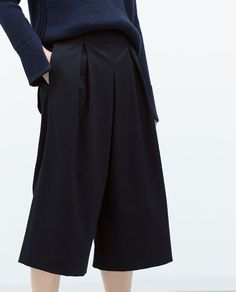 Image 5 of CULOTTES from Zara