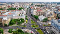 From vibrant Bucharest to coastal Constanta to Transylvania's charming medieval citadels, these are the most beautiful cities in Romania. Tourist Places, Places To Travel, Travel Destinations, Amsterdam, Cultural Capital, Bucharest Romania, Europe, Medieval Town, Most Beautiful Cities