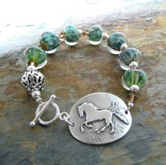Artisan Horse Jewelry....for my friend Shelly