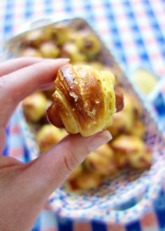 Pretzel Pigs in a Blanket - transform refrigerated crescent rolls into a delicious snack!