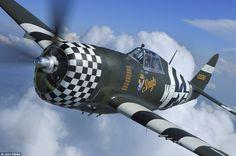 P-47 Thunderbolt Razorback