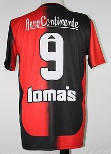 94e39fa90 T-shirt lomas fbc melgar 2000 home arequipa peru soccer jersey shirt size l