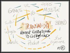 Transmedia-sketch KF