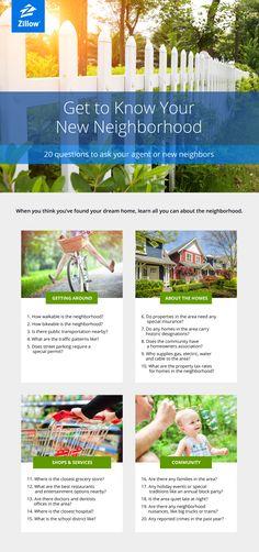 Home Buyer's Guide to Choosing a Neighborhood