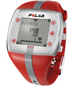 Helps me keep track of my heart rate and calories burned.