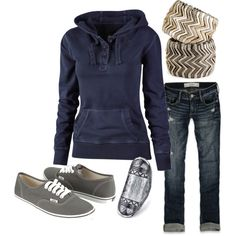 Another outfit I'd rock, with the exception of the ring